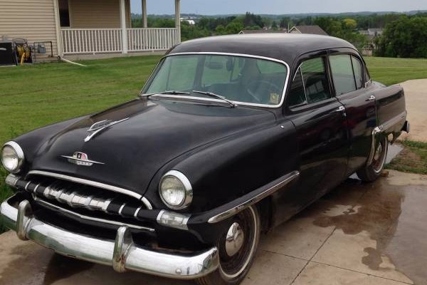 Craigs List Bend >> Black Beauty: 1953 Plymouth Cranbrook
