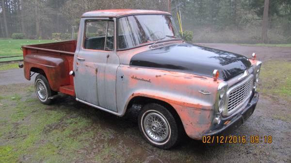 031216 Barn Finds - 1960 International Pickup 1