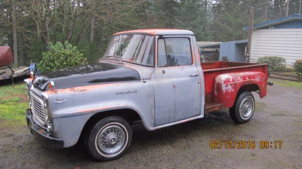 031216 Barn Finds - 1960 International Pickup 2