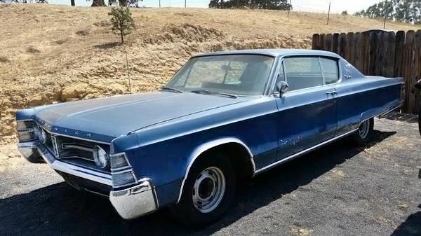 031316 Barn Finds - 1967 Chrysler New Yorker 2