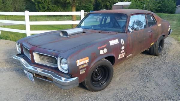 Rusty Racer: 1974 Pontiac Ventura