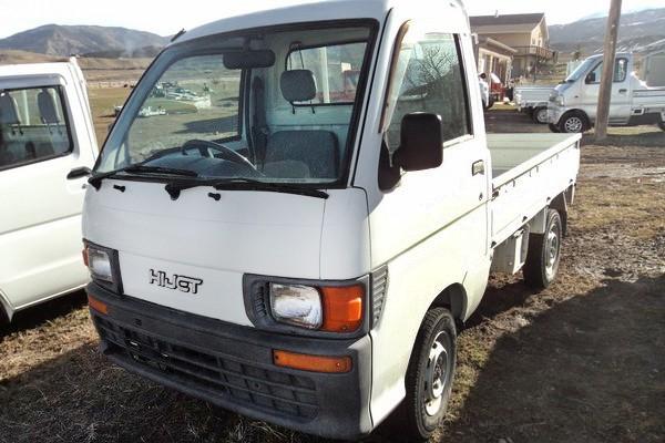 031316 Barn Finds - 1998 Daihatsu HiJet 1