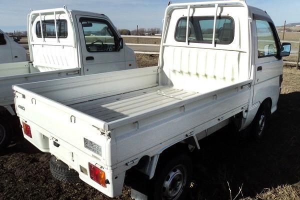 031316 Barn Finds - 1998 Daihatsu HiJet 3