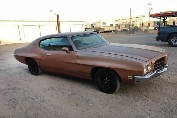 Texas Troubadour: 1972 Pontiac LeMans
