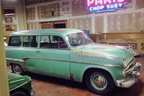031416 Barn Finds - 1954 Dodge Suburban 1d