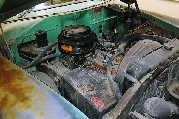 031416 Barn Finds - 1954 Dodge Suburban 4d