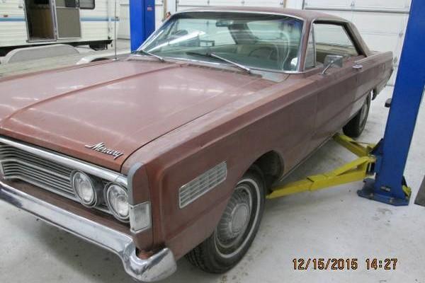 031416 Barn Finds - 1966 Mercury Monterey 1