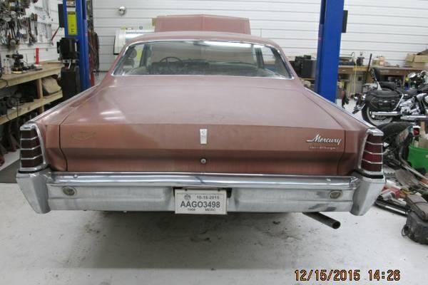 031416 Barn Finds - 1966 Mercury Monterey 3