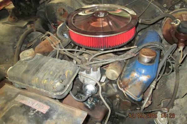 031416 Barn Finds - 1966 Mercury Monterey 5