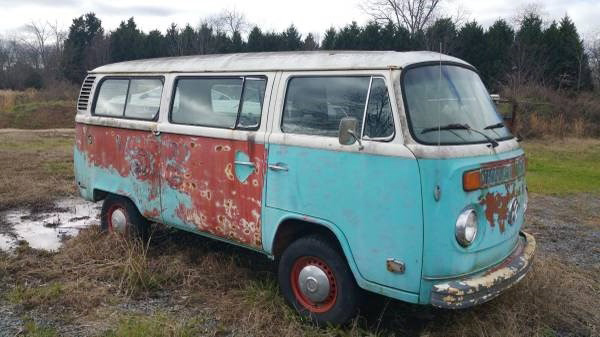 031416 Barn Finds - 1974 Volkswagon Type II 1