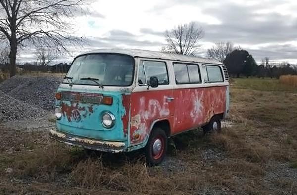 031416 Barn Finds - 1974 Volkswagon Type II 2