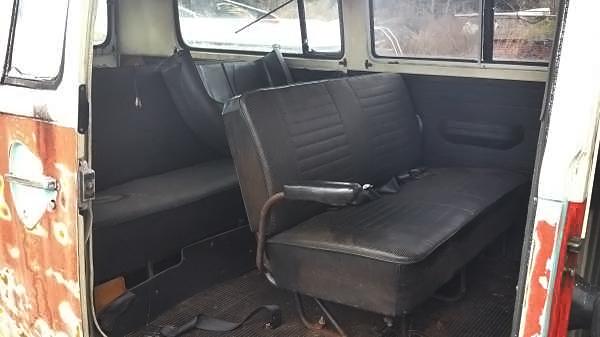 031416 Barn Finds - 1974 Volkswagon Type II 5
