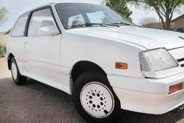 031416 Barn Finds - 1987 Chevrolet Sprint 2