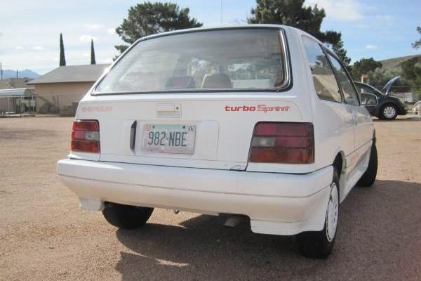 031416 Barn Finds - 1987 Chevrolet Sprint 3