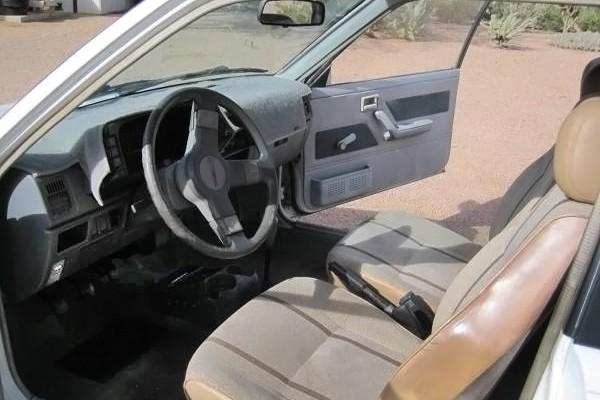 031416 Barn Finds - 1987 Chevrolet Sprint 4