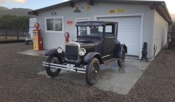 031716 Barn Finds - 1927 Ford Model T 1
