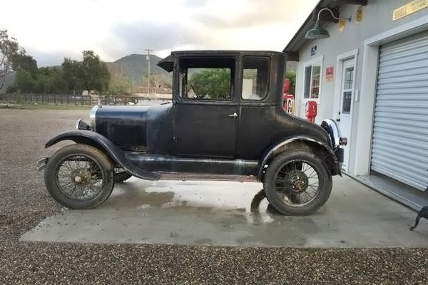 031716 Barn Finds - 1927 Ford Model T 2