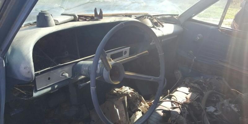 031716 Barn Finds - 1964 Chevrolet Impala wagon 3