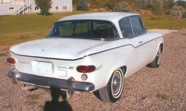 031816 Barn Finds - 1960 Studebaker Lark 2