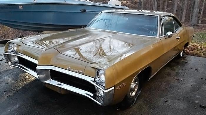 031816 Barn Finds - 1967 Pontiac GTO 1
