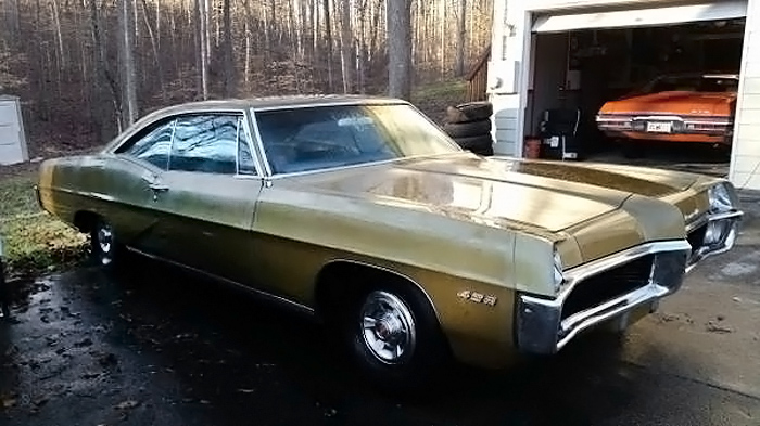 031816 Barn Finds - 1967 Pontiac GTO 2