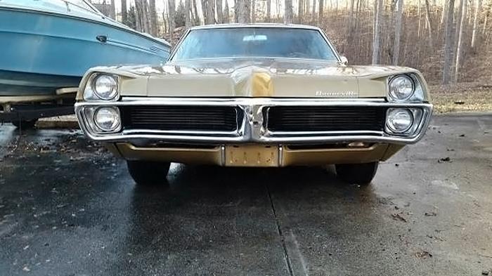 031816 Barn Finds - 1967 Pontiac GTO 3