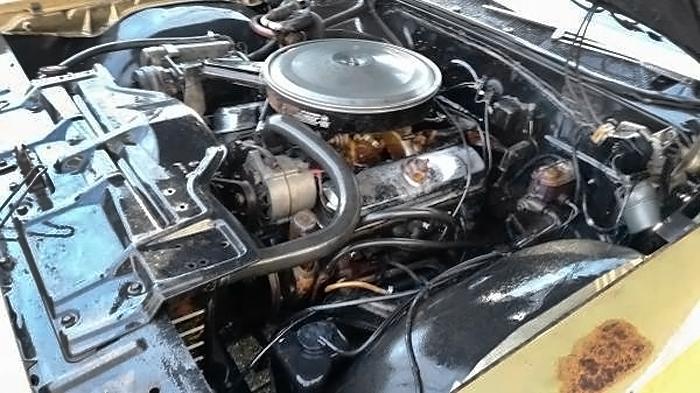 031816 Barn Finds - 1967 Pontiac GTO 9