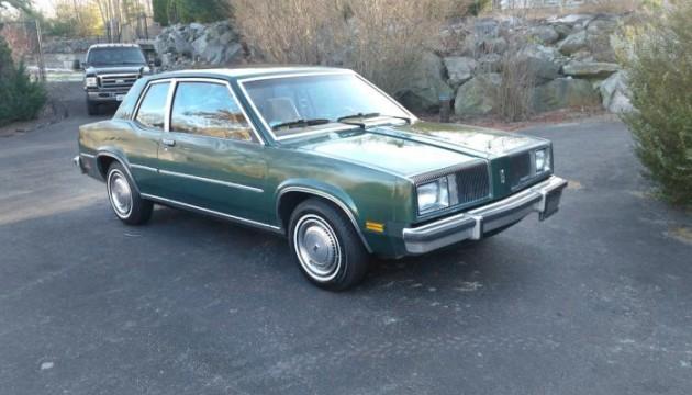 032016 Barn Finds - 1980 Oldsmobile Omega 1