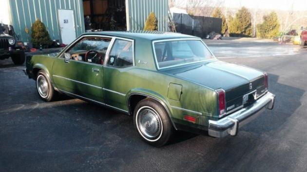 032016 Barn Finds - 1980 Oldsmobile Omega 2