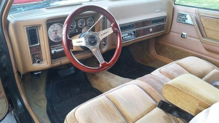 X Games 1980 Oldsmobile Omega Brougham