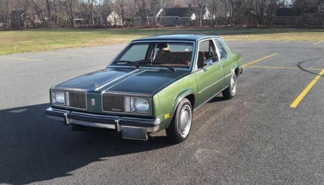 032016 Barn Finds - 1980 Oldsmobile Omega 4