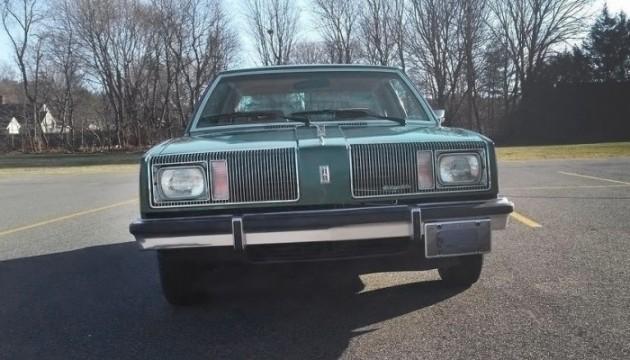 032016 Barn Finds - 1980 Oldsmobile Omega 6