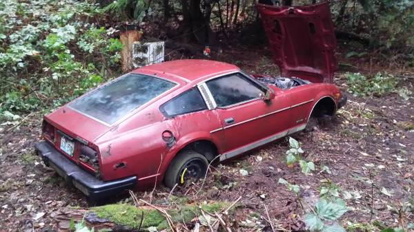 032216 Barn Finds - 1980s Datsun 280Z 1