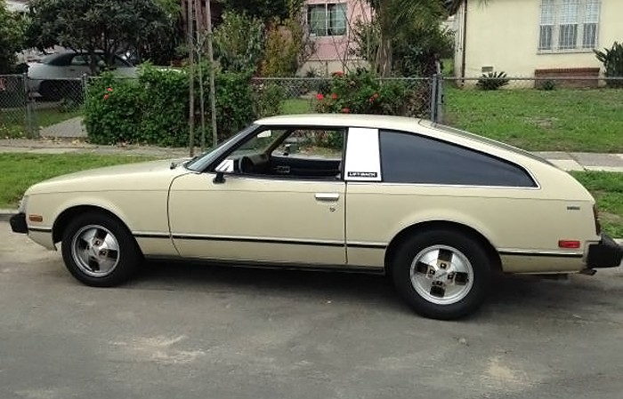 Los Angeles Liftback 1978 Toyota Celica Gt