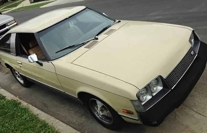 Los Angeles Liftback: 1978 Toyota Celica GT