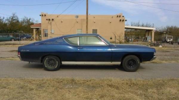 Craigslist El Paso >> Baby Got Back: 1968 Ford Fairlane 500 Fastback