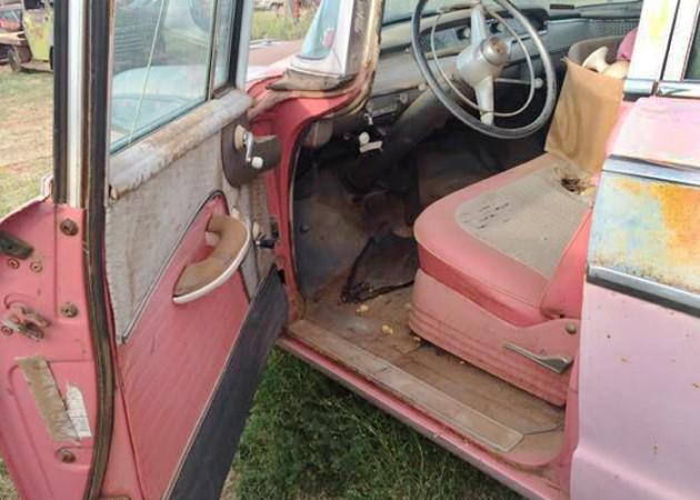 032716 Barn Finds- 1956 Nash Ambassador - 4