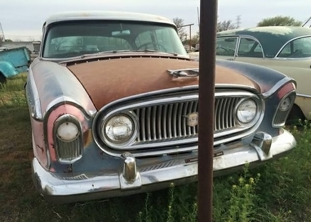 032716 Barn Finds- 1956 Nash Ambassador - 5