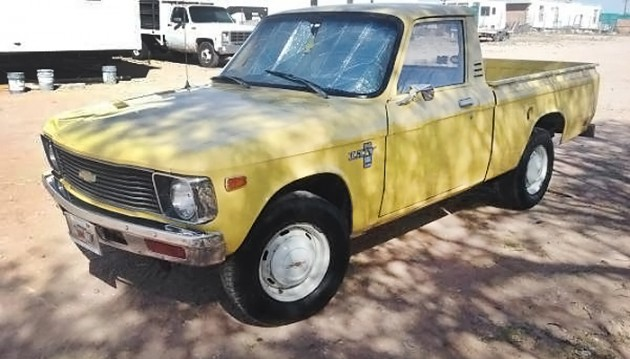 032716 Barn Finds- 1979 Chevrolet Luv - 1