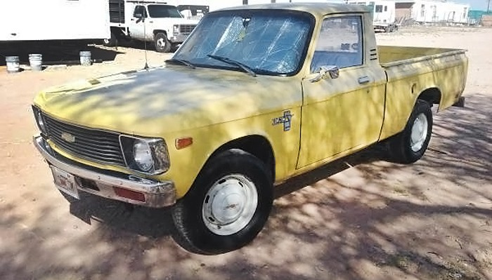 Give Me Some Luv: 1979 Chevrolet LUV
