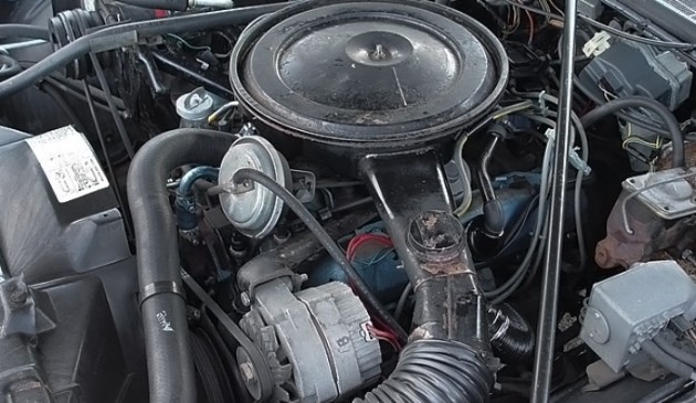 033016 Barn Finds- 1975 Oldsmobile wagon - 4