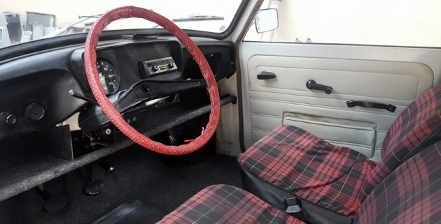 033016 Barn Finds- 1978 Trabant 601 - 3