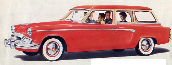 08 1955 Studebaker