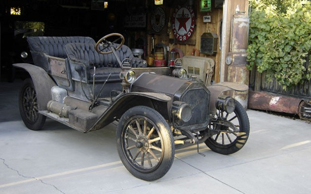 1911 Buick Touring Model 33