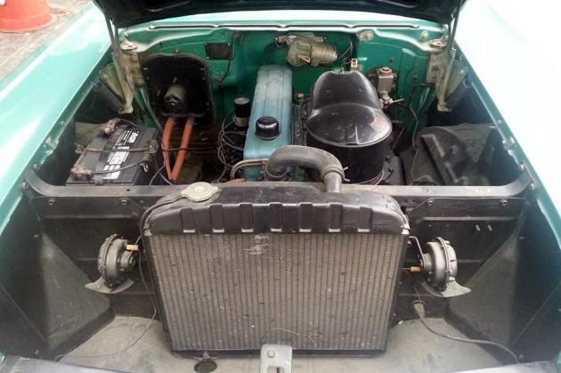 1957 Chevrolet 210 Engine
