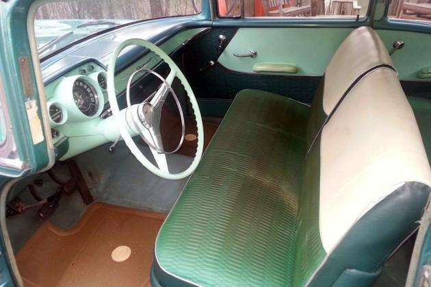 1957 Chevrolet 210 Interior