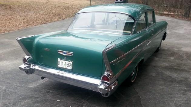 1957 Chevrolet 210 Two Door