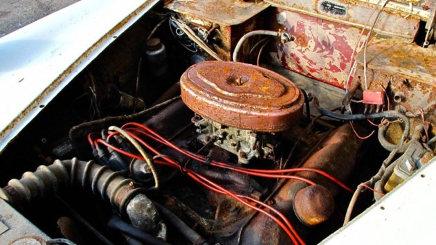 1959 Facel Vega Engine