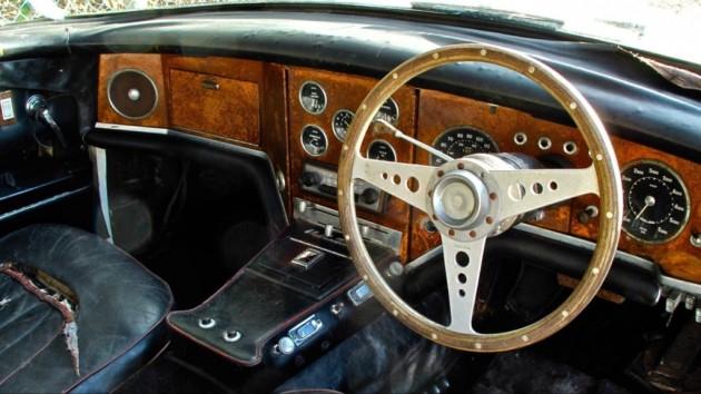1959 Facel Vega HK500 Interior