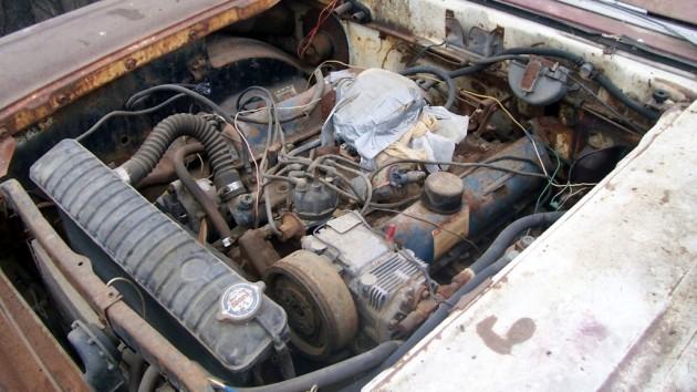 1959 Ford Ranchero Engine